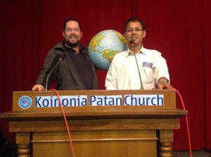 Nepal preach